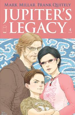 Jupiter's Legacy (Comic-book) #4