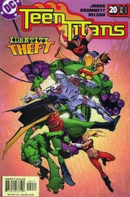 Teen Titans Vol. 3 (2003-2011) (Comic Book) #20