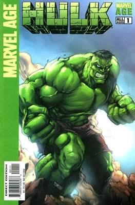 Marvel Age: Hulk Vol. 1
