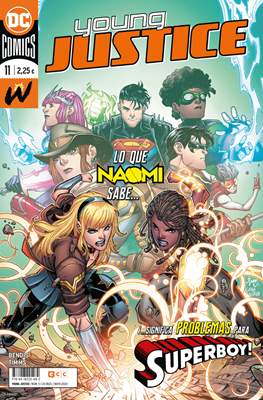 Young Justice (2019-) (Grapa 32 pp) #11