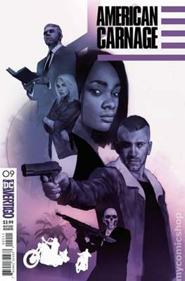 American Carnage (Comic book) #9