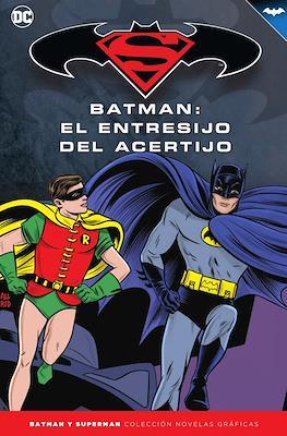 Batman y Superman. Colección Novelas Gráficas #76