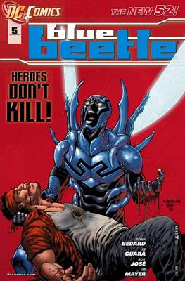 Blue Beetle Vol.9 New 52 #5