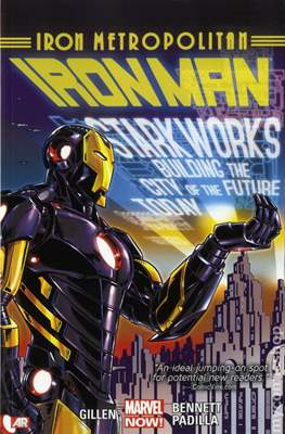 Iron Man (Vol. 5 2012-2014) (Softcover 136 pp) #4