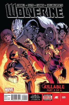 Wolverine (2013-2014) (Digital) #9
