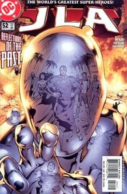 JLA Vol. 1 (1997-2006) (Comic-Book) #52