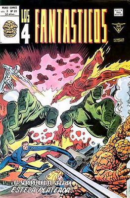 Los 4 Fantásticos Vol. 3 (1977-1980) (Grapa 44 pp) #28
