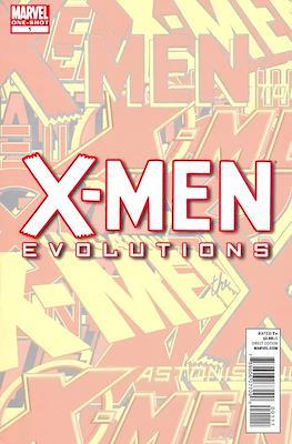 X-men Evolutions