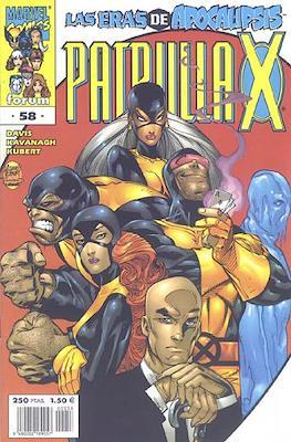 Patrulla-X Vol. 2 (1996-2005) (Grapa) #58