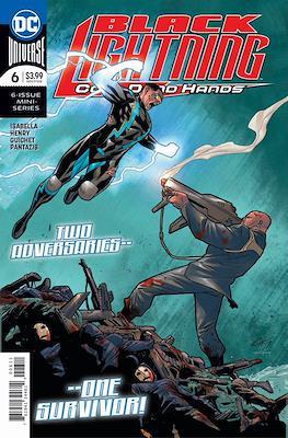 Black Lightning: Cold Dead Hands (Comic book) #6