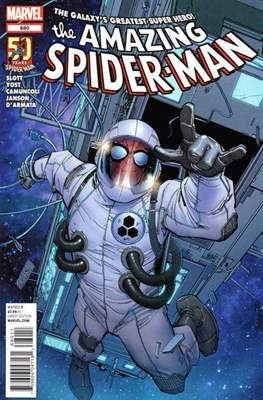 The Amazing Spider-Man Vol. 2 (1999-2014) (Comic-Book) #680