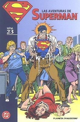 Las aventuras de Superman (2006-2007) (Rústica 96 páginas) #23