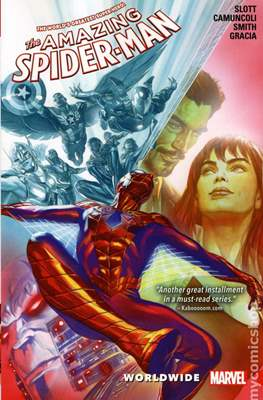 The Amazing Spider-Man: Worldwide (Softcover 112-176 pp) #3