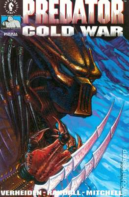 Predator Cold War (Comic Book) #1