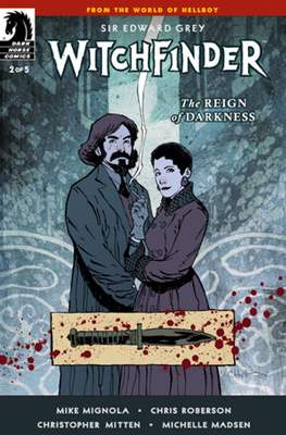 Witchfinder (Comic Book) #27