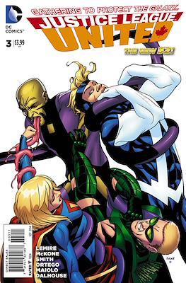 Justice League United (2014-2016) (Grapa) #3