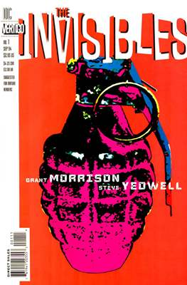 Invisibles (1994 1st Series)