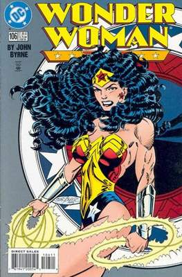 Wonder Woman Vol. 2 (1987-2006) (Comic Book) #106