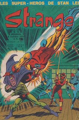 Strange #10