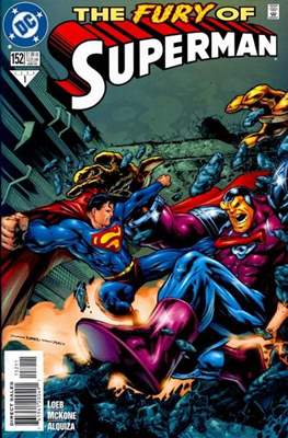 Superman Vol. 2 (1987-2006) (Comic Book) #152