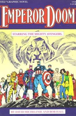 Marvel Graphic Novel (Softcover) #27