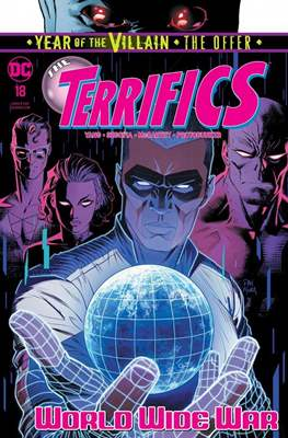 The Terrifics (2018) (Comic Book) #18