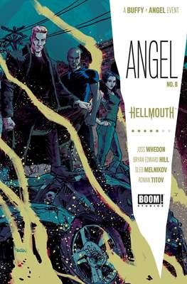 Angel (2019-) (Comic Book) #8