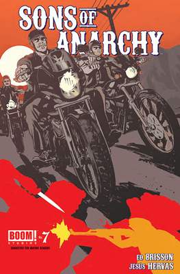 Sons of the Anarchy (Grapa) #7