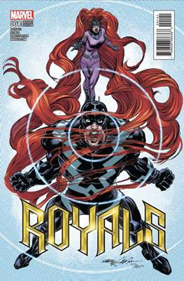 Royals (Variant Covers) #1.3