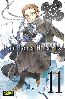Pandora Hearts (Rústica con sobrecubierta) #11