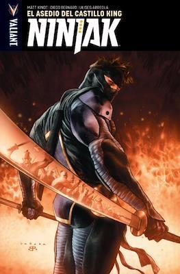 Ninjak (Rústica 144 pp) #4