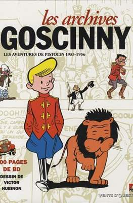 Les archives Goscinny #1