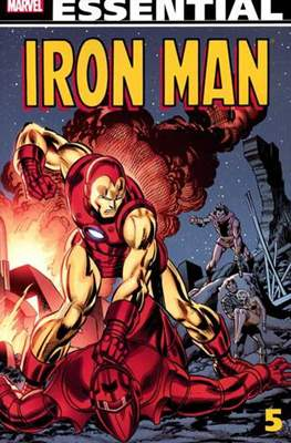Marvel Essential: Iron Man (Softcover) #5