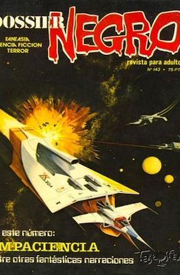 Dossier Negro (Rústica y grapa [1968 - 1988]) #143