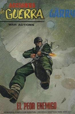Acciones de Guerra (Rústica) #18
