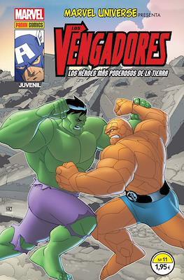 Marvel Universe presenta #11