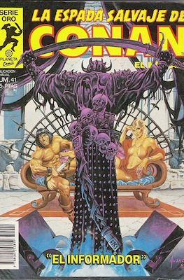 La Espada Salvaje de Conan. Vol 1 (1982-1996) (Grapa. B/N.) #41