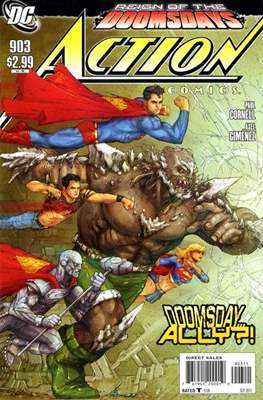 Action Comics Vol. 1 (1938-2011; 2016-) (Comic Book) #903