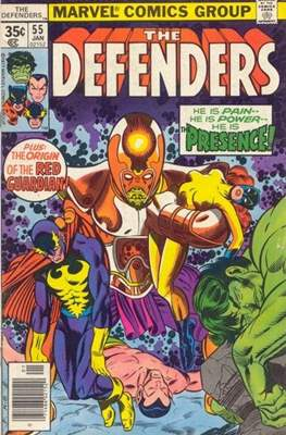 The Defenders vol.1 (1972-1986) (Grapa, 32 págs.) #55