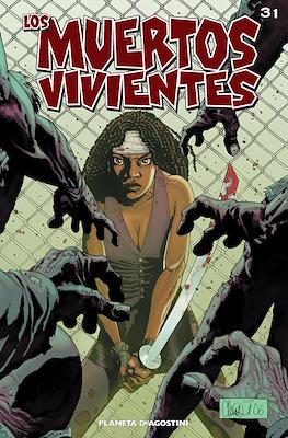 Los Muertos Vivientes (Digital) #31
