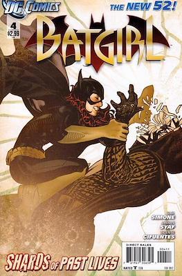 Batgirl Vol. 4 (2011-2016) (Comic-Book) #4