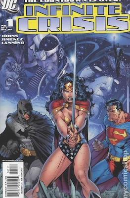 Infinite Crisis (Variant Cover)