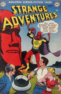 Strange Adventures (Comic Book) #16