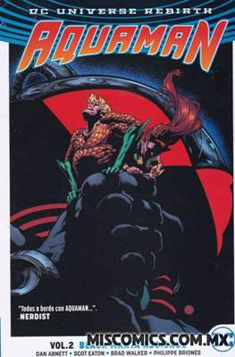 Aquaman (2017-...) #2