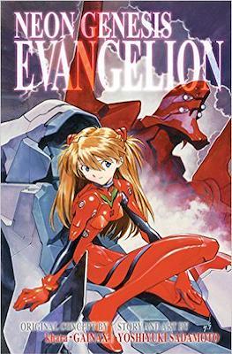 Neon Genesis Evangelion (Rústica 3-in-1 Edition) #3