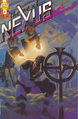 The Next Nexus (comic grapa usa) #4