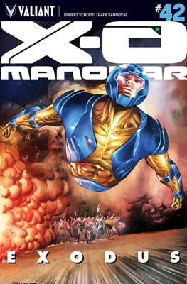 X-O Manowar (2012) (Comic-Book) #42