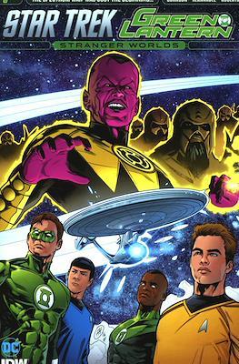 Star Trek Green Lantern Vol. 2: Stranger Worlds (Comic Book) #1