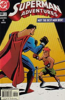 Superman Adventures (Comic-book) #60