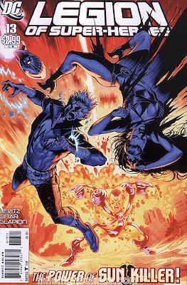 Legion of Super-Heroes Vol. 6 (2010-2011) (Comic-book) #13